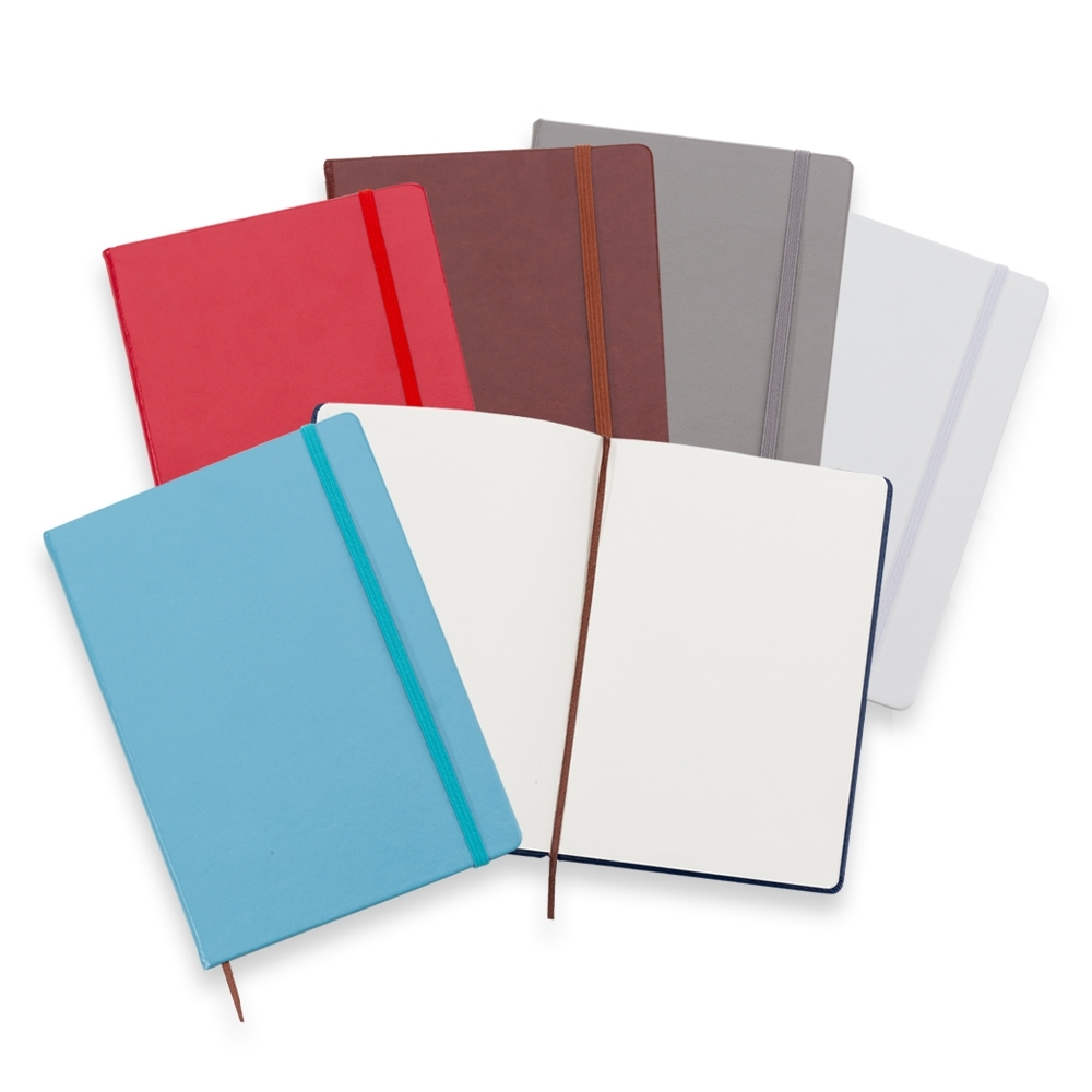 Caderneta tipo Moleskine 1