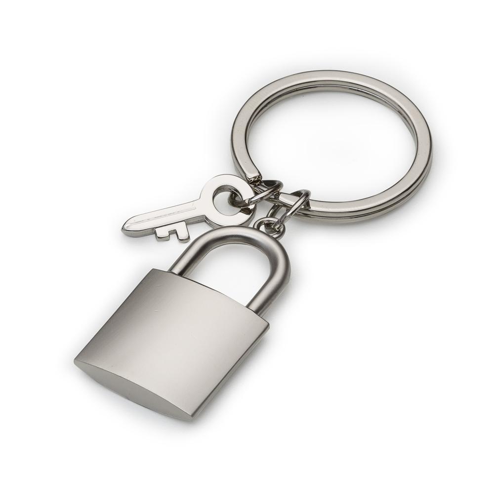 Chaveiro Metal Cadeado