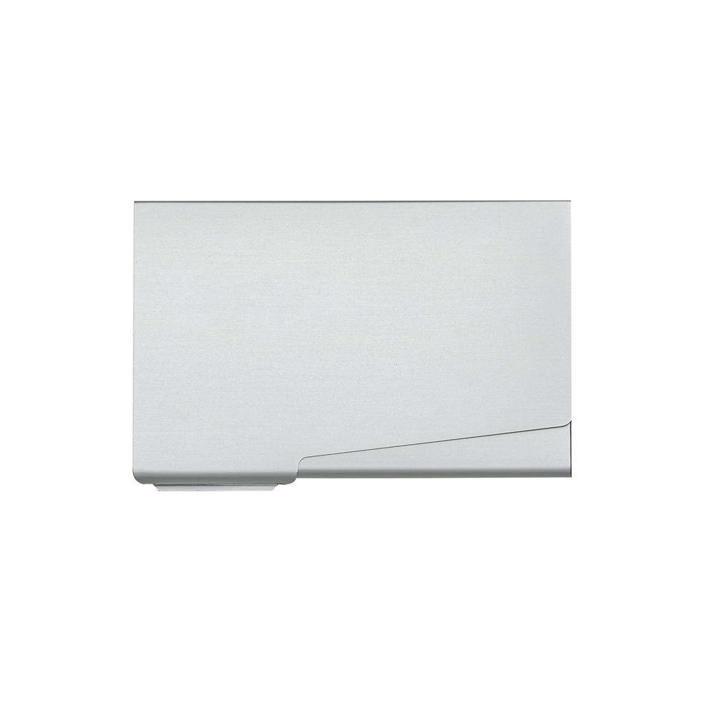 Porta Cartão Alumínio 2