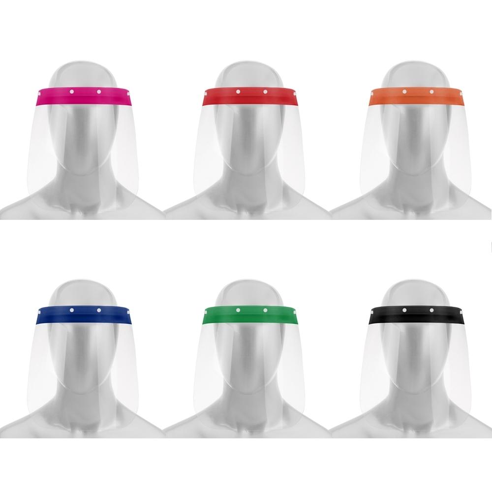 Máscara PETG de Proteção Facial